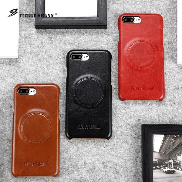 GENUINE LEATHER PHONE CASES - X-Tronikz