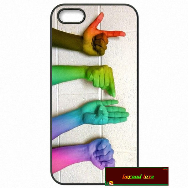 LGBT Rainbow Pride ART Phone Cases - X-Tronikz