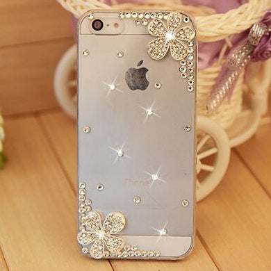 Luxury Rhinestone Diamond Case - X-Tronikz