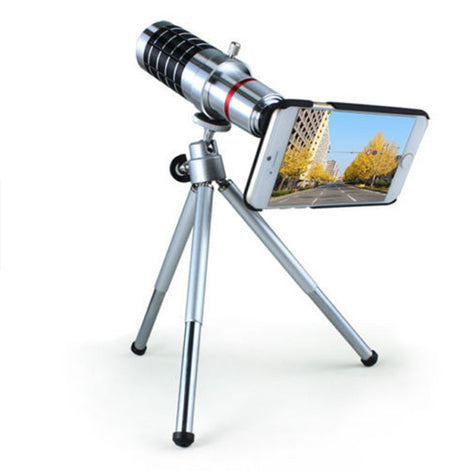 OPTICAL TELESCOPE PHONE LENS