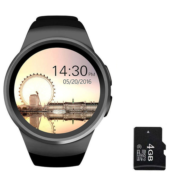 CELLULAR SMARTWATCH WITH 1.3INC HD SCREEN - X-Tronikz