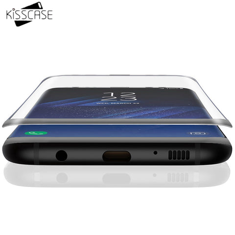 Tempered Glass For Samsung Galaxy S8 S8 Plus - X-Tronikz