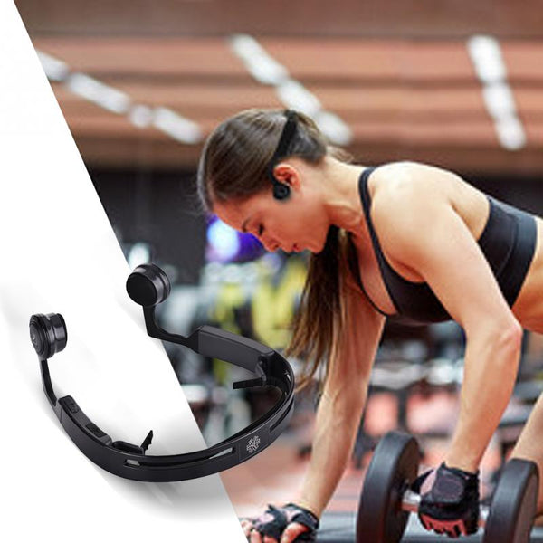 Bone Conduction Headphones  Sports Headset - X-Tronikz