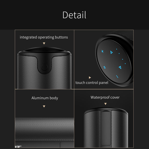 C6 Waterproof Bluetooth speakers