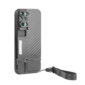 Dual Phone Lens Case For iPhone 7plus  8Plus - X-Tronikz