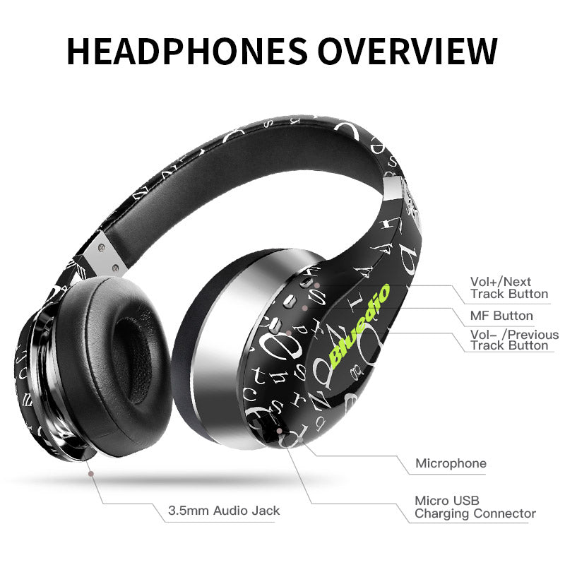 Air Wireless Bluetooth Headphones - X-Tronikz