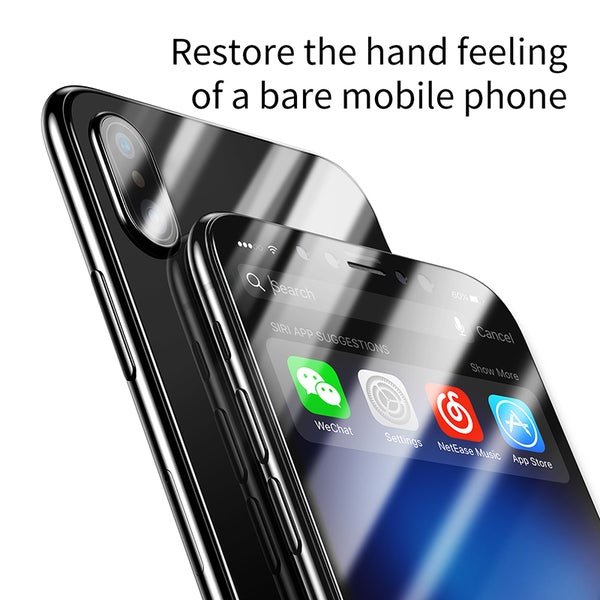 PREMIUM QUALITY FRONT BACK SCREEN PROTECTOR - X-Tronikz