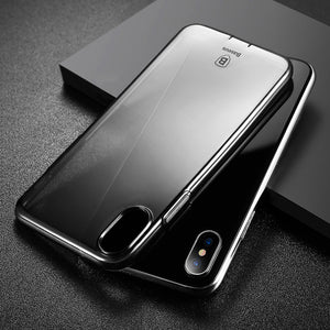 ULTRA THIN TRANSPARENT IPHONE CASE - X-Tronikz