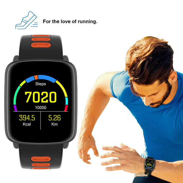 WATERPROOF  CELLULAR SMARTWATCH FOR ATHLETE - X-Tronikz