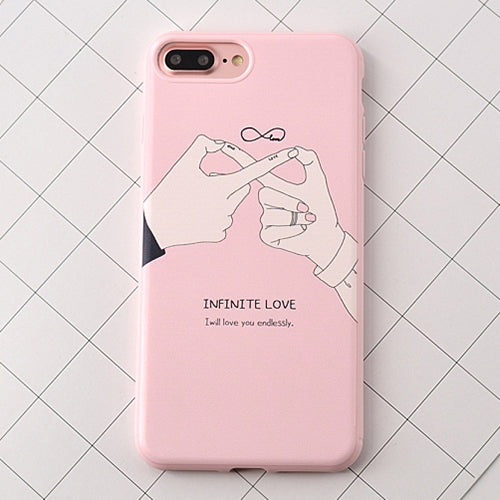 LOVER'S COVER FOR iPHONE - X-Tronikz