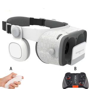 Original  Z5 Virtual Reality + Stereo Headset - X-Tronikz