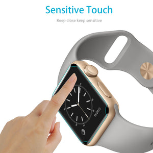 SCREEN PROTECTOR  FOR APPLE WATCH 38MM - X-Tronikz