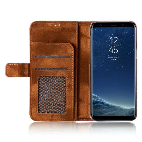 LUXURY LEATHER WALLET CASE - X-Tronikz