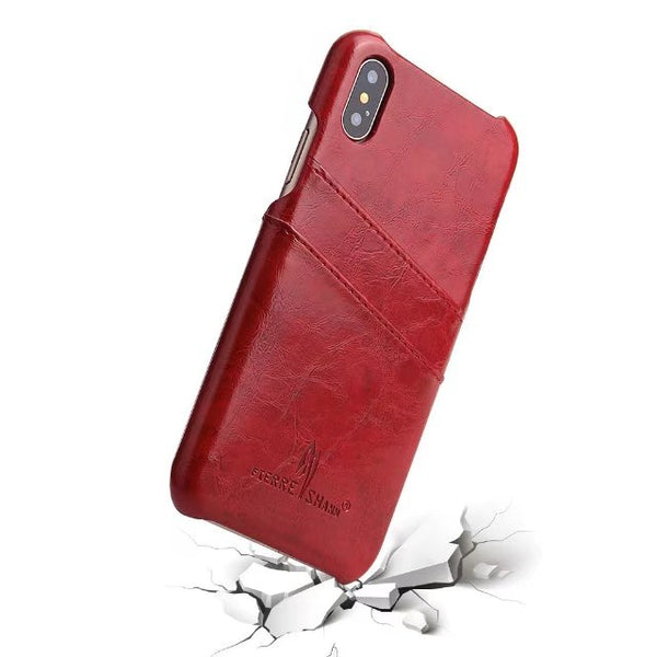 VINTAGE LUXURY CASE FOR iPHONE X - X-Tronikz