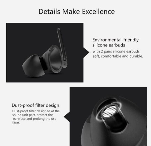 D900 Truly Wireless Earbuds - X-Tronikz
