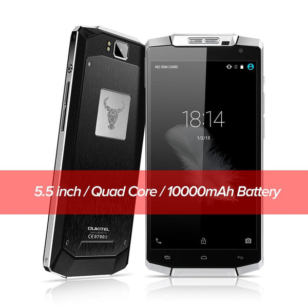 Oukitel  5.5 inch  Android 6.0 Smart Phone - X-Tronikz