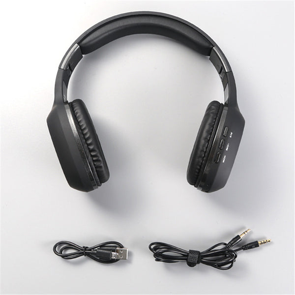 Foldable Bluetooth Headphones