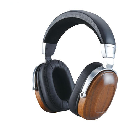 Mahogany HeadPhone with Beryllium Alloy - X-Tronikz