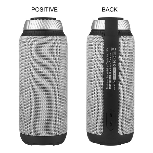 Bluetooth Speakers Dual-Driver 360 Degree