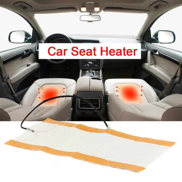 Car Seat Heaters with Carbon Fiber Heated Pads