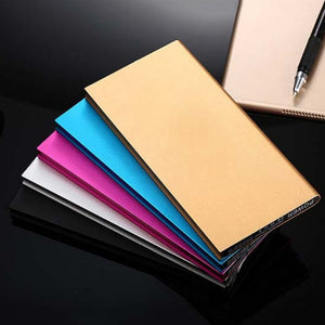 20000 mAh Ultra-thin Dual USB Powerbank