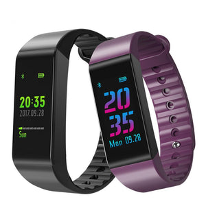 Fitness Band With Heart Rate Monitor