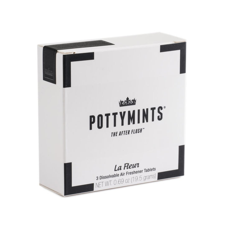 Pottymints Travel Trio