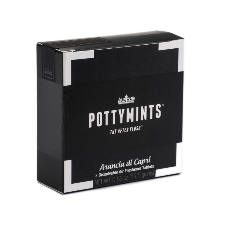 pottymints potty mints black pou porri