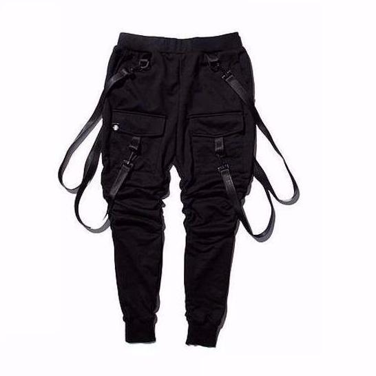 BELTED Joggers - FIZ Apparel Co