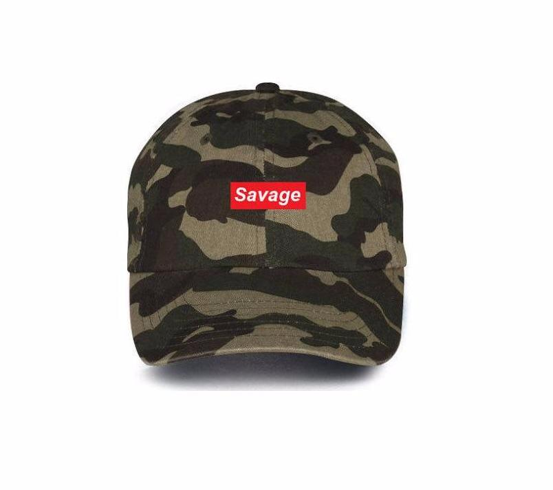 SAVAGE Cap - FIZ Apparel Co