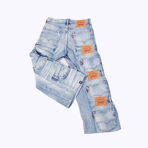Levis Remixed Layered Pant ($252.67 USD)