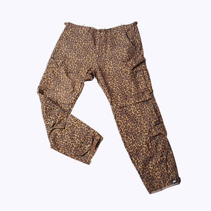 "Levis Remixed Leopard ""flipped"" Pant"