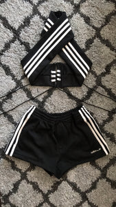 Adidas Halter + Short Set