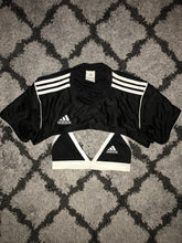 ***RESERVED*** Double Logo Adidas Arch Crop + Bralette