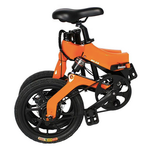 Jupiter Bike Discovery - Orange