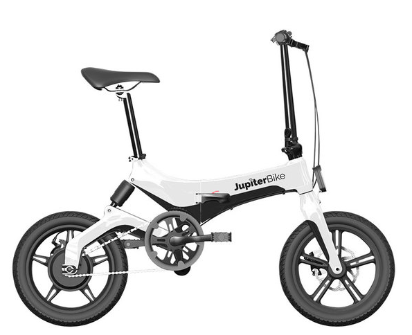 Jupiter Bike Discovery - White