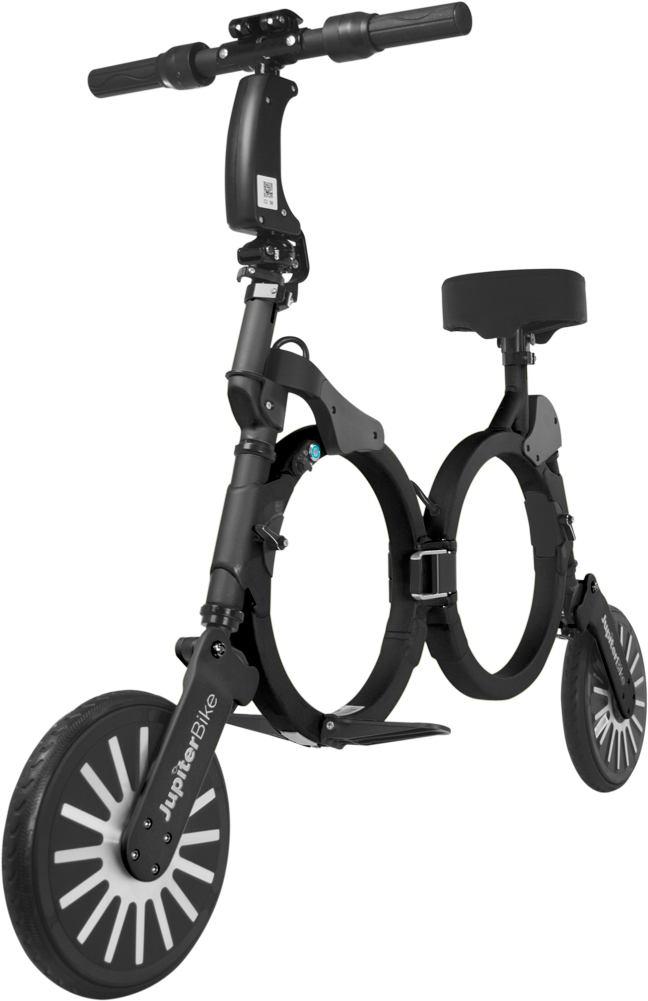 Jupiter Bike 2.0 - Galaxy Black