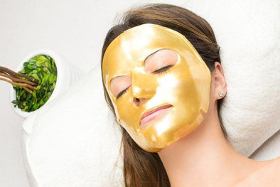 How to use 24K Gold Anti-Aging Facial Mask?
