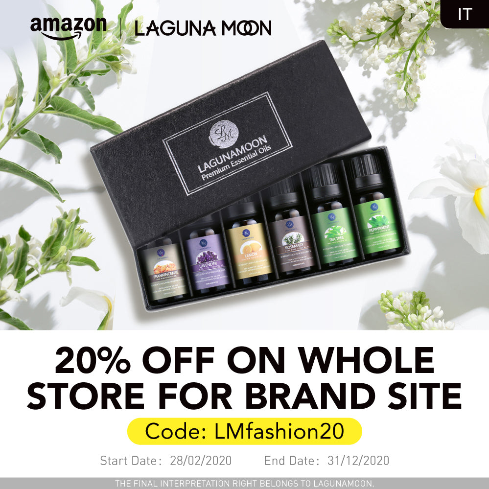 Get 20% Off On IT Amazon From Lagunamoon