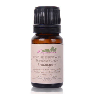 Lagunamoon Lemongrass Essential Oil