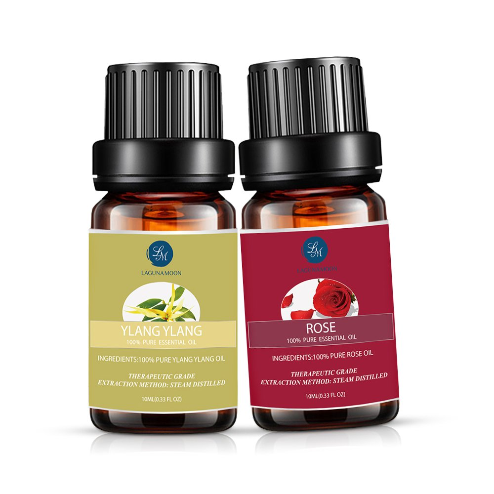 Ylang Ylang Rose Essential Oil 2 Pack
