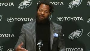 Michael Bennett: Eagles Defensive Line Can Be 'One of the Greatest' Ever