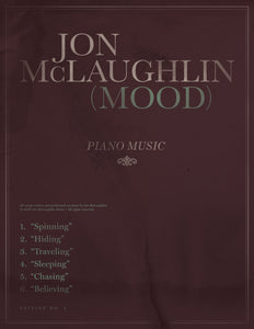 MOOD II - PIANO BOOK
