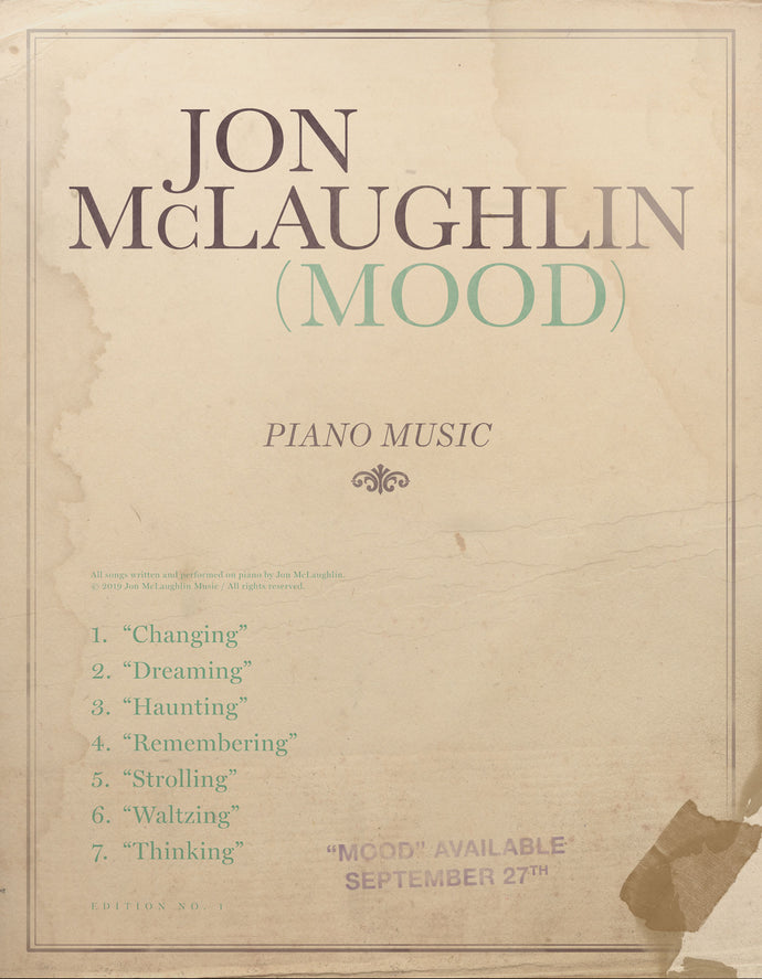 MOOD - DIGITAL PIANO BOOK