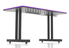 Purple Stazzione Gaming Desk
