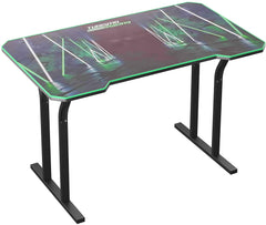 Green Decagon Gaming Desk