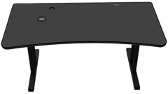 Black Stazzione Gaming Desk