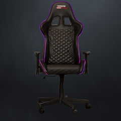Crotone RGB LED Gaming Chair