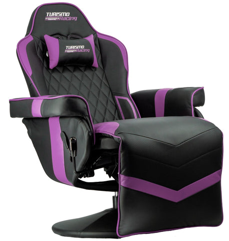 Purple Stanza Gaming Recliner