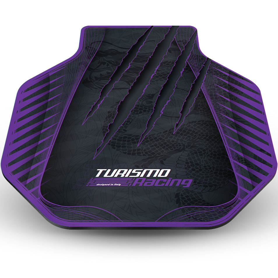 Purple Chair Floor Mat